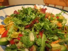 arugula salad-1