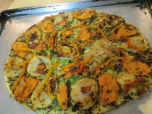 zucchini pizza5